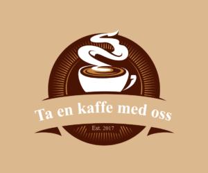 Ta en kaffe med oss webb